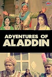 Adventures of Aladdin Poster