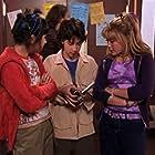 Hilary Duff, Lalaine, and Adam Lamberg in Lizzie McGuire (2001)