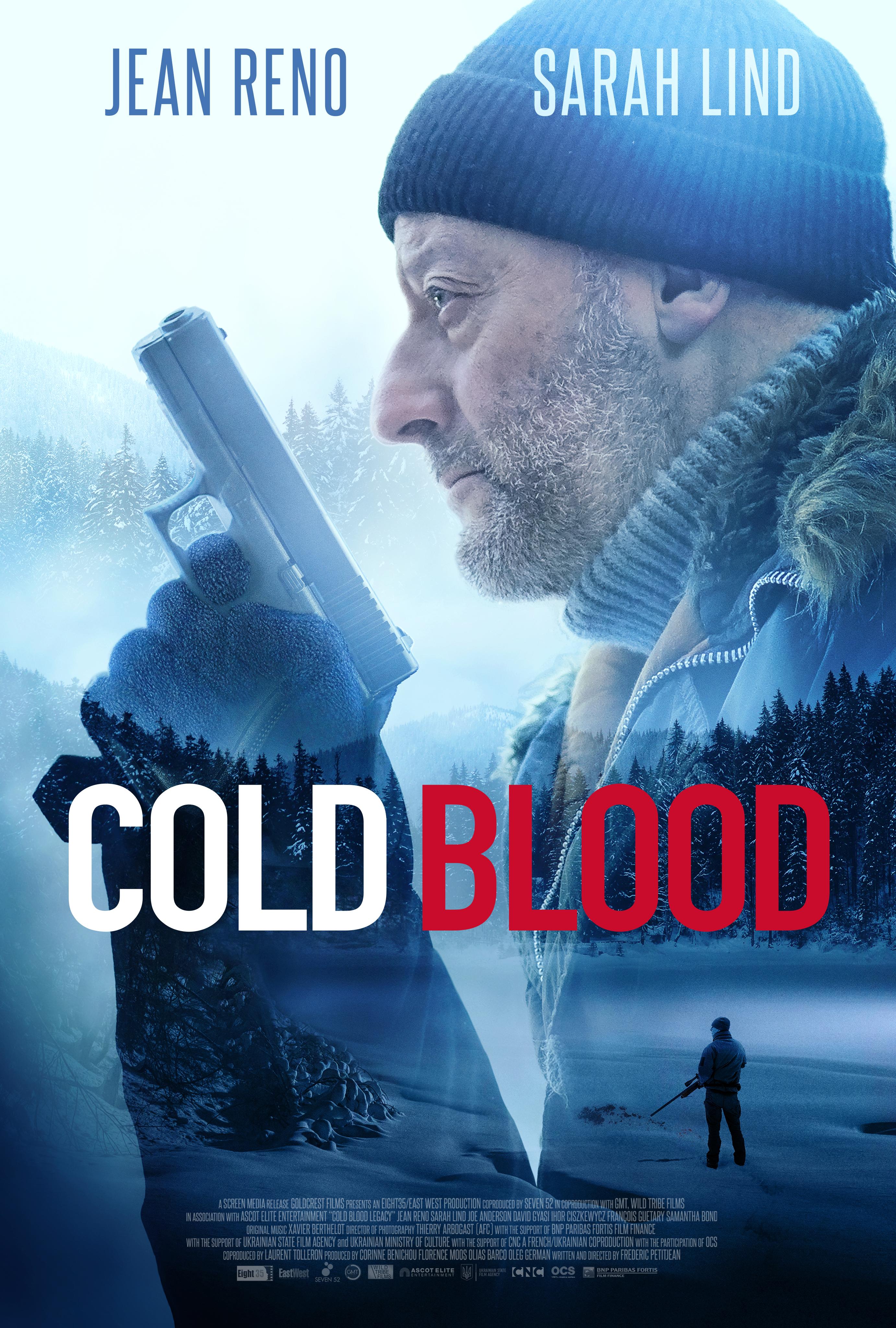 Cold Blood (2019) WEBRip 720p & 1080p