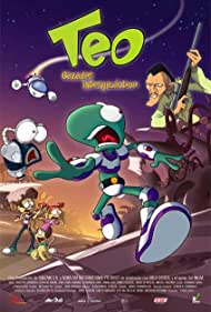 Teo, cazador intergaláctico (2004)