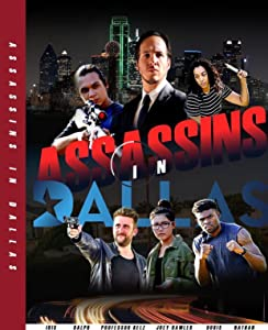 Assassins in Dallas in hindi 720p
