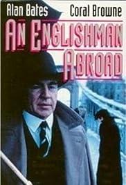 An Englishman Abroad Poster