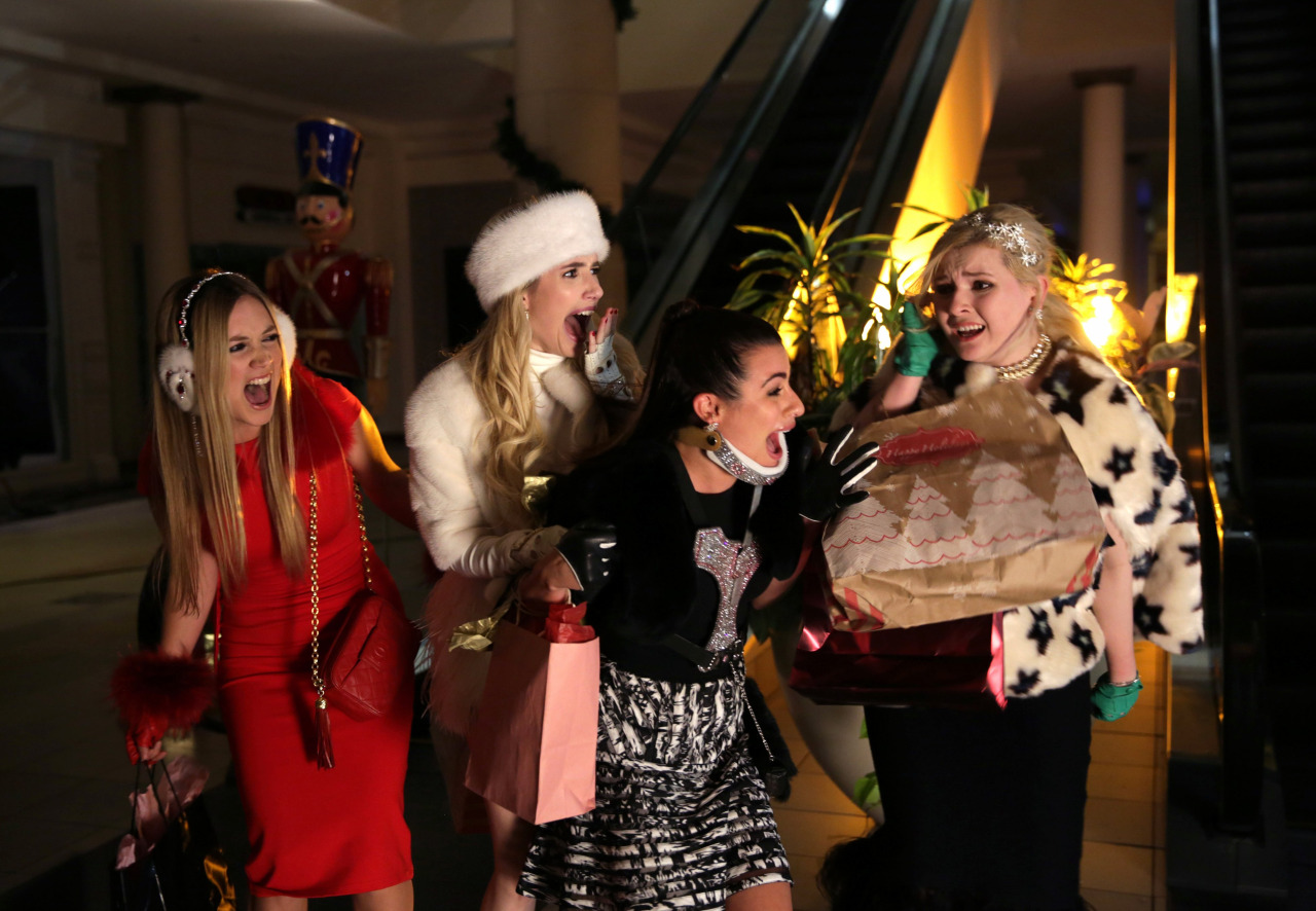 scream queens black friday tv episode 2015 imdb