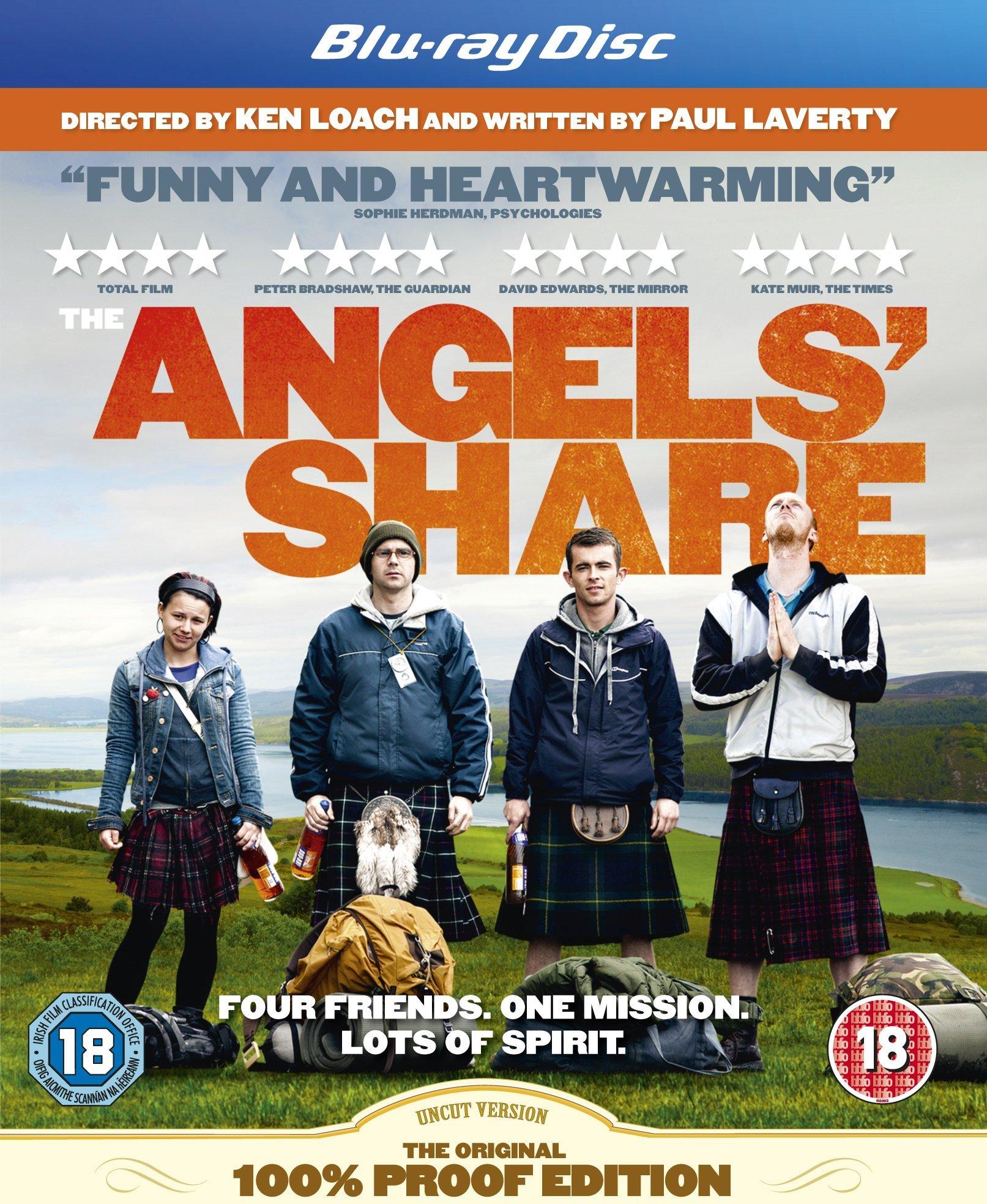 Gary Maitland, William Ruane, Jasmin Riggins, and Paul Brannigan in The Angels' Share (2012)