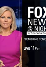 Fox News @ Night