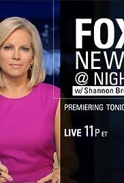 Fox News @ Night Poster