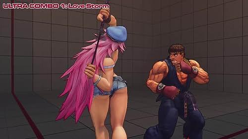 Ultra Street Fighter IV: Poison