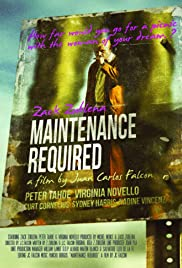 Maintenance Required Poster