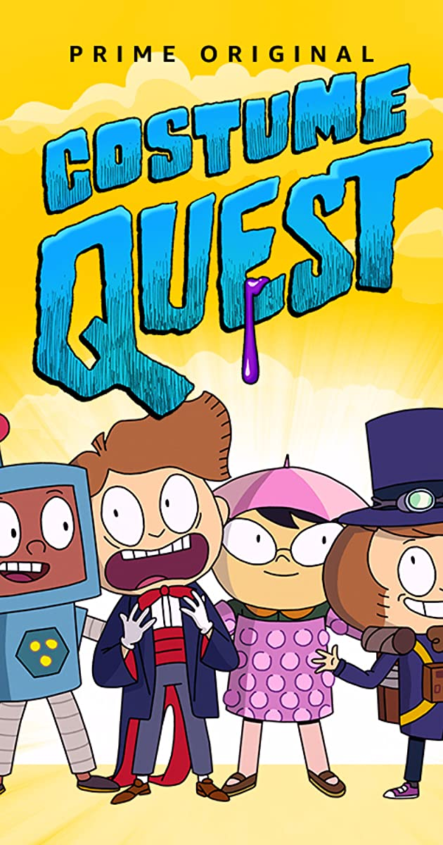 Download Costume Quest or watch streaming online complete episodes of  Season 1 in HD 720p 1080p using torrent