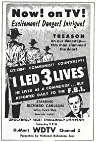 I Led 3 Lives (1953)