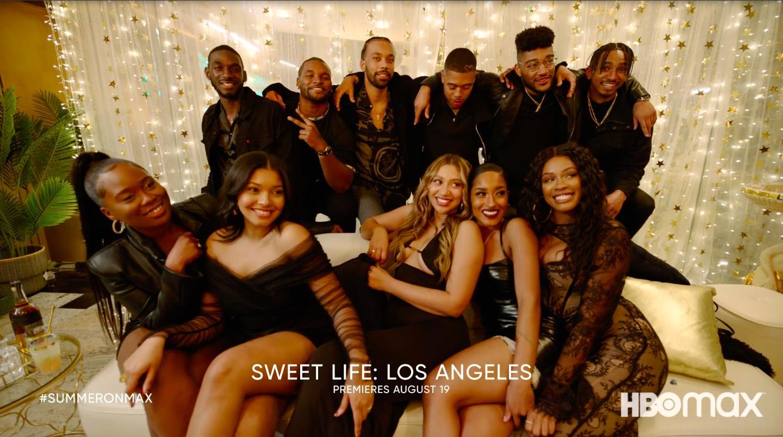 Sweet Life: Los Angeles (TV Series 2021– ) - IMDb