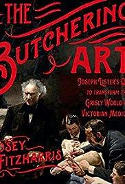 The Butchering Art Poster