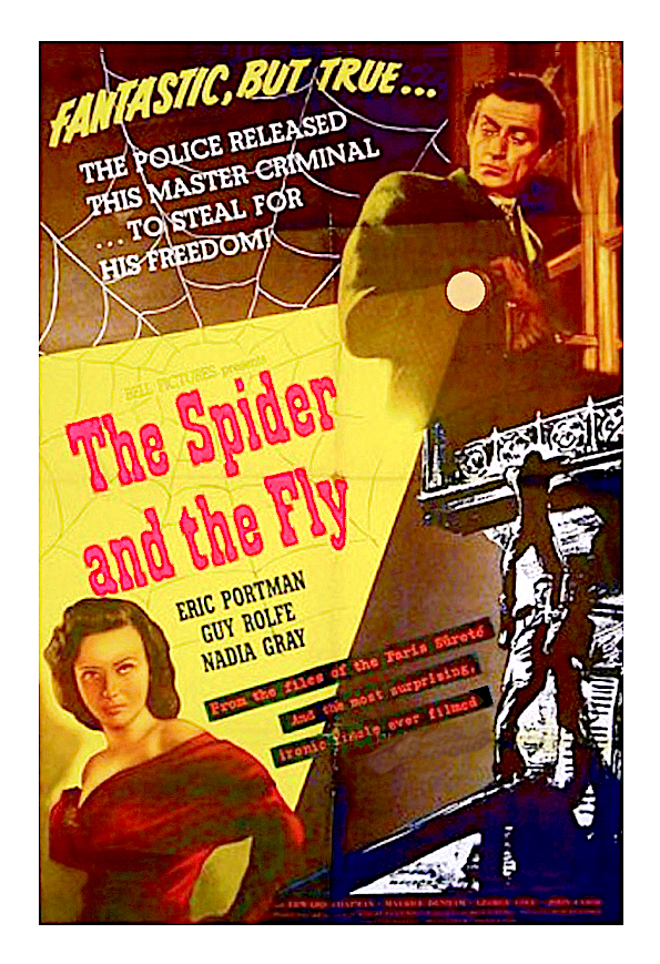 The Spider and the Fly (1949) - IMDb
