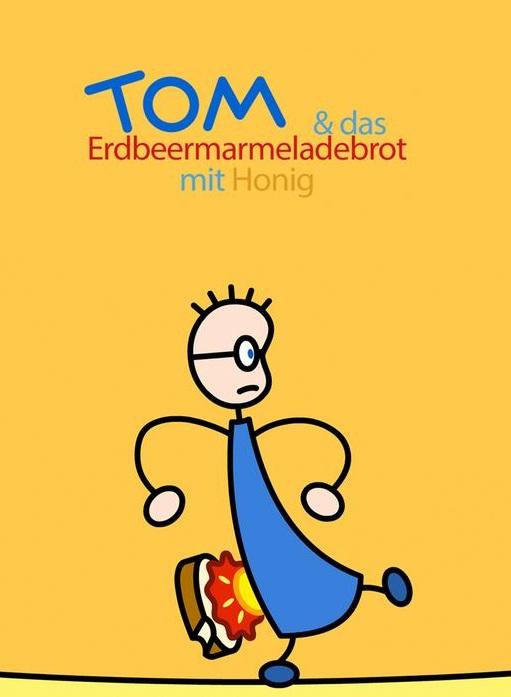 Honig film tom marmeladenbrot mit Tom und