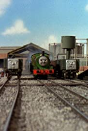 Put Upon Percy Poster