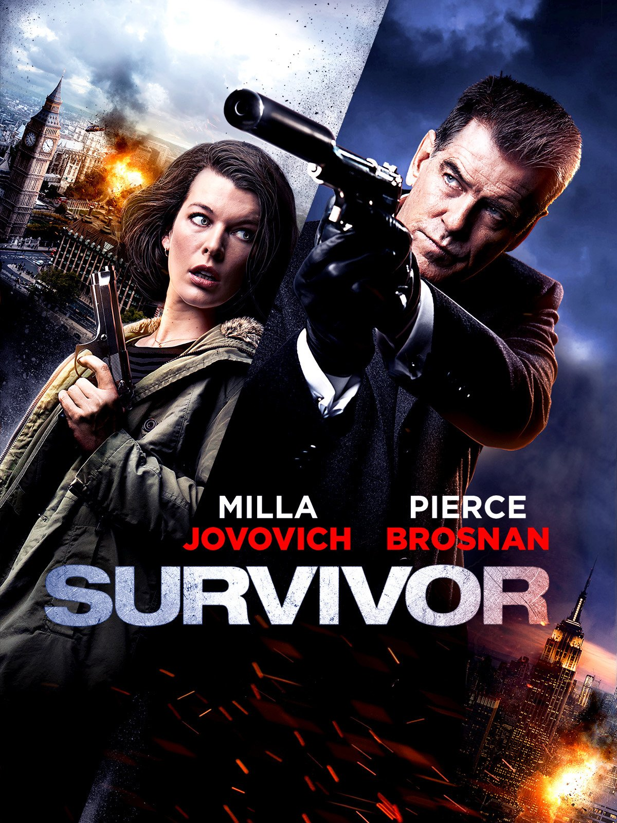 Survivor 2015 Hindi Dual Audio 720p BluRay 900MB Download