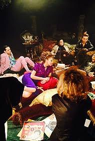 Marisa Berenson, Jean-Pierre Léaud, Elli Medeiros, and Lukas Ionesco in La collection: Ecrire pour... la trentaine vue par des écrivains (2014)