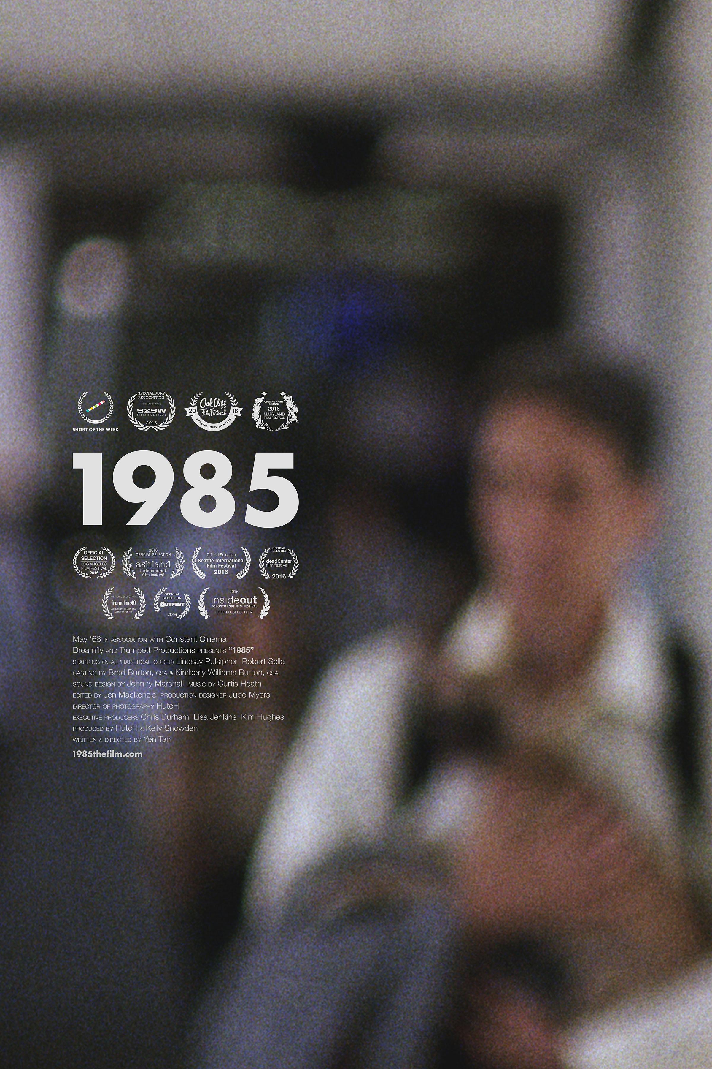 1985 (Short 2016) - IMDb