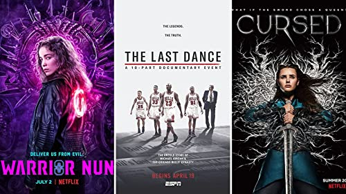 Everything That's New on Netflix in July list