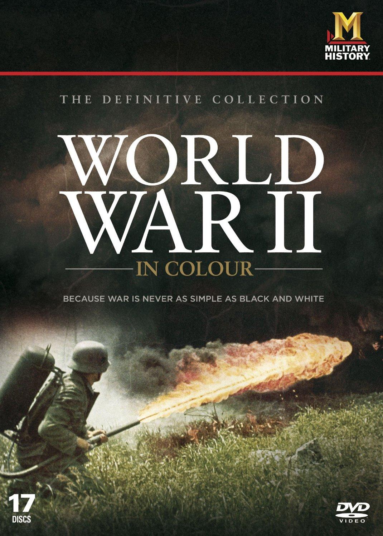 World War Ii In Colour Tv Mini Series 2009 Imdb