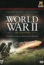 World War II in Colour Poster