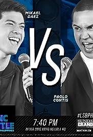 Paolo Contis vs Mikael Daez Poster