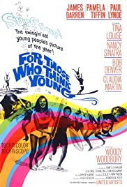 For Those Who Think Young (1964) Poster - Movie Forum, Cast, Reviews