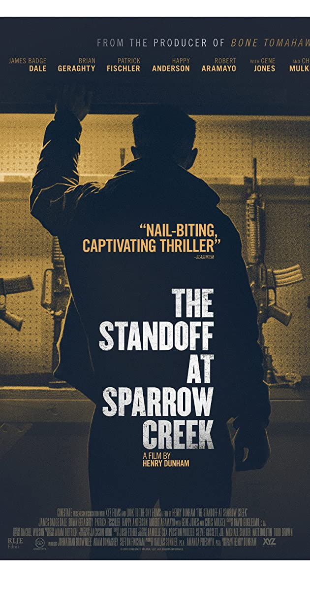 Subtitle of The Standoff at Sparrow Creek
