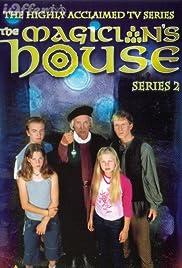 The Magician's House Poster - TV Show Forum, Cast, Reviews