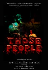 Those People Poster