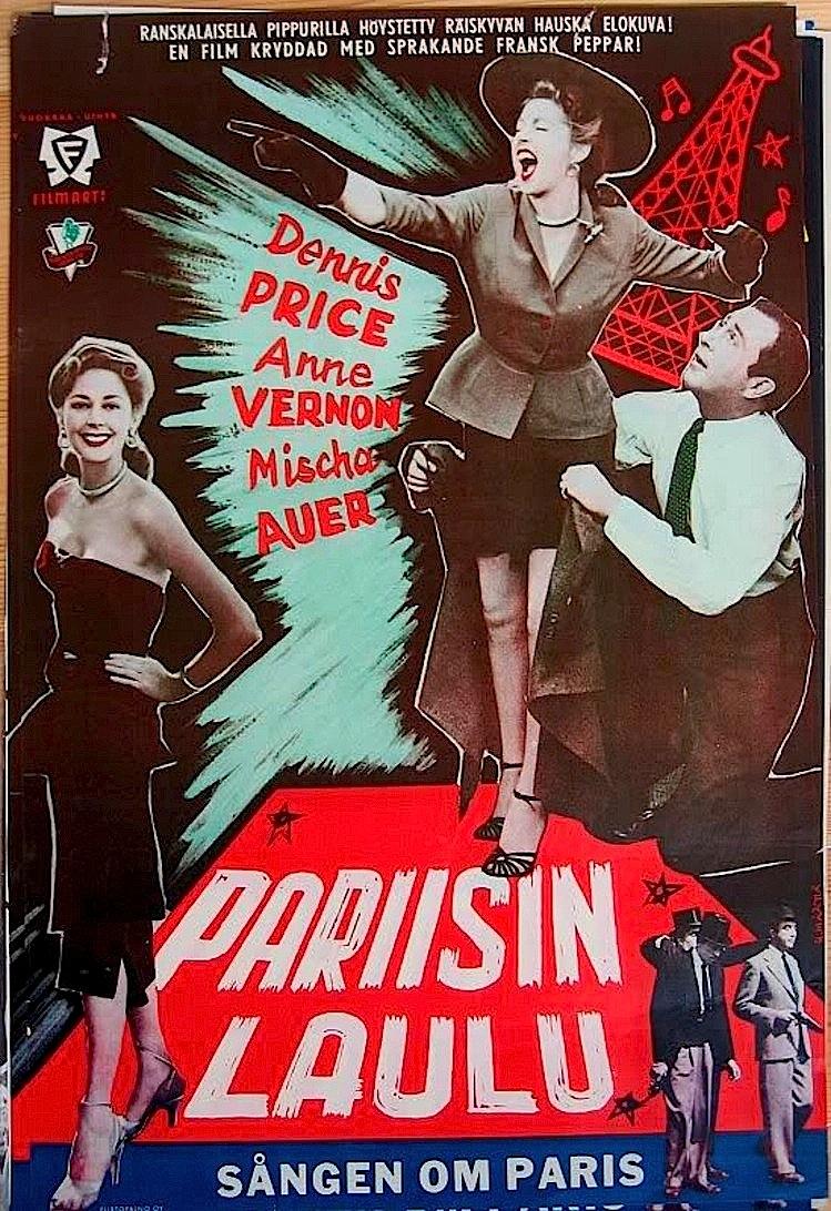 Song of Paris (1952)