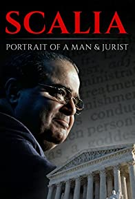 Primary photo for Scalia: Portrait of a Man and Jurist