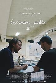 L'écrivain public Poster