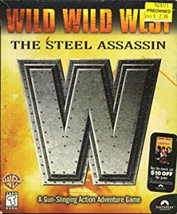 Wild, Wild West: The Steel Assassin in hindi download free in torrent