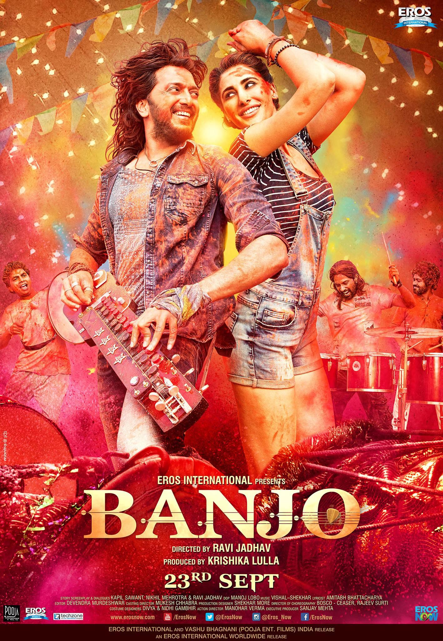 Banjo 2016