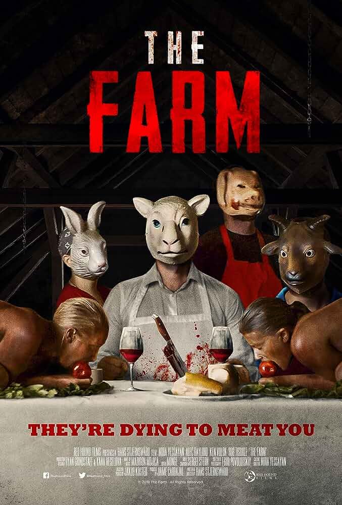 18+ The Farm (2018) 720p HDRip