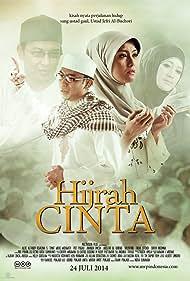 Revalina S. Temat and Alfie Alfandi in Hijrah Cinta (2014)