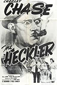 Charley Chase in The Heckler (1940)