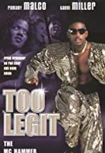 Too Legit: The MC Hammer Story