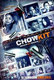 Chow Kit Poster