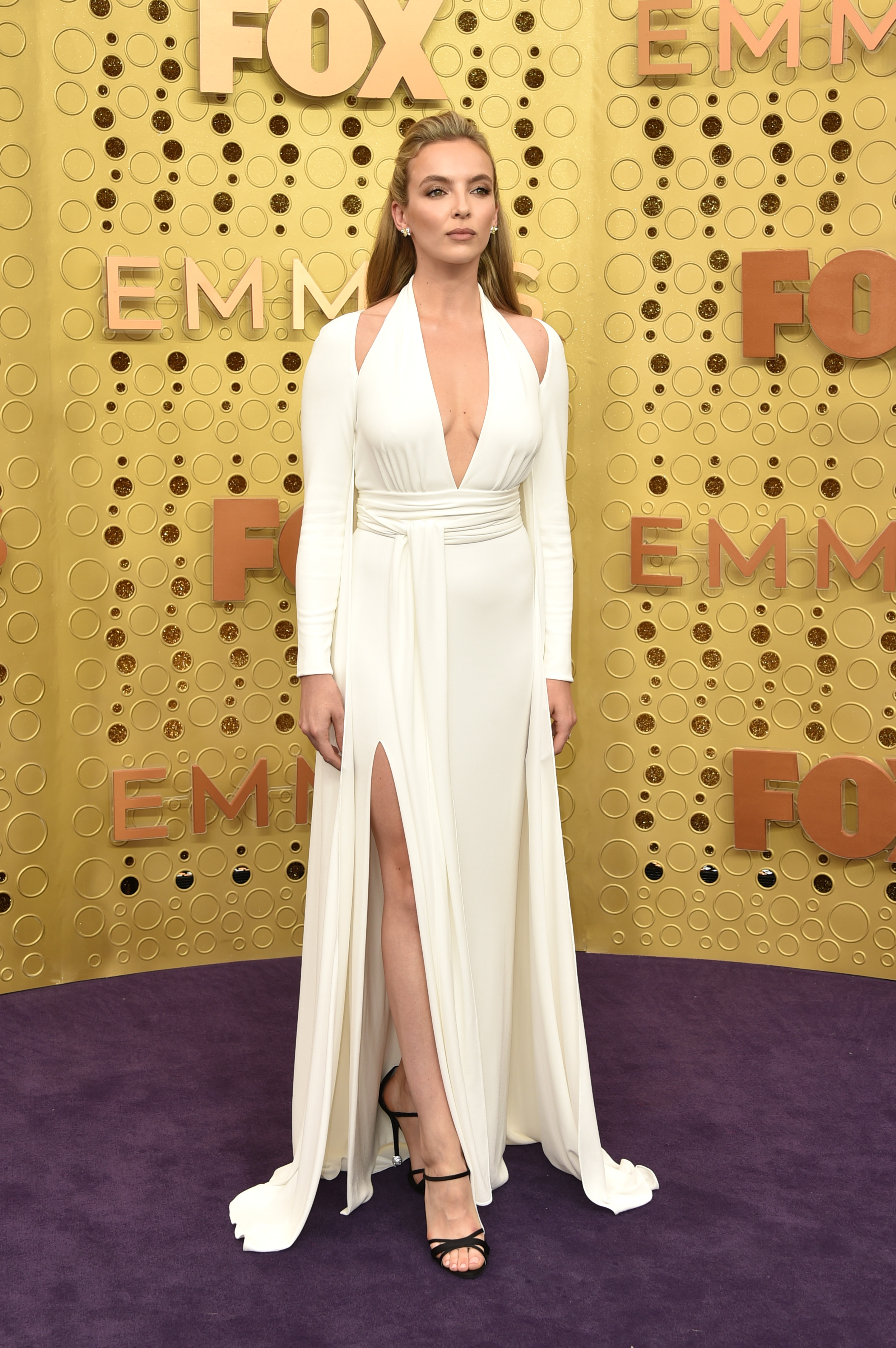 Jodie Comer at an event for The 71st Primetime Emmy Awards (2019)