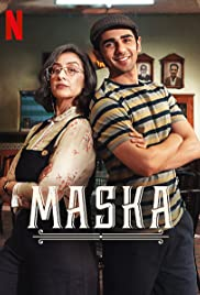 Maska (2020) Hindi 720p BluRay x264 AC3 5.1