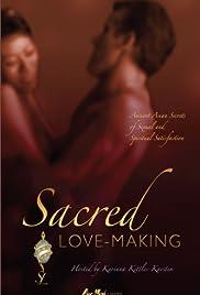 Sacred Love-Making Poster