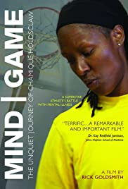 Mind/Game: The Unquiet Journey of Chamique Holdsclaw Poster