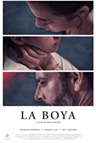 Eduardo Noriega, Camila Issa, and Inti Santana in La Boya (2019)