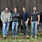 Casper Van Dien, Shawn Christian, Wes Ramsey, Kevin Wayne, Charlie Corella, and Edward Kahl in Last Seen in Idaho (2018)
