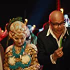 Harry Hill, Sheridan Smith, and Julie Walters in The Harry Hill Movie (2013)