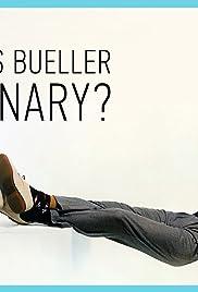 Is Ferris Bueller Imaginary? Poster