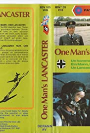 One Man's Lancaster Poster