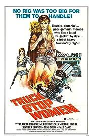 Truck Stop Women(1974) Poster - Movie Forum, Cast, Reviews